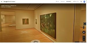 世界中の絵画と思考の旅をする